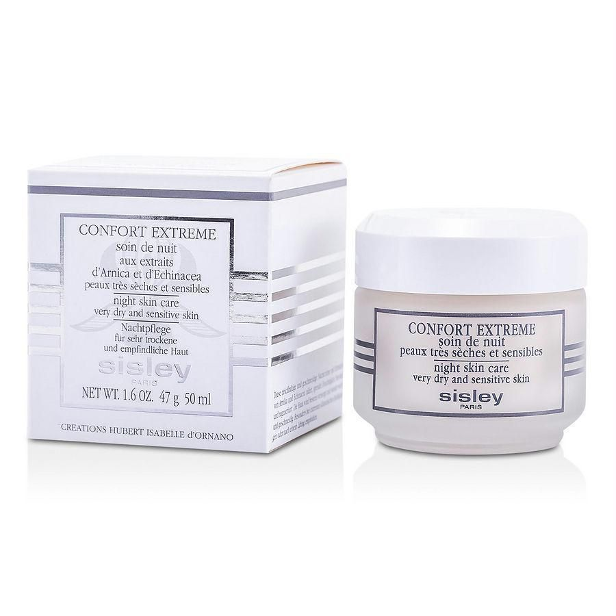 Sisley Botanical Confort Extreme Night Skin Care Ingredients Skin Care Top Skin Care Products All Natural Skin Care