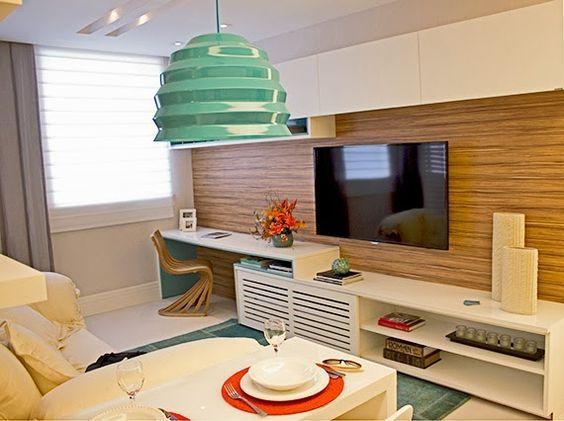 Decoração sala de estar: 7 dicas (fundamentais) + 21 salas ...