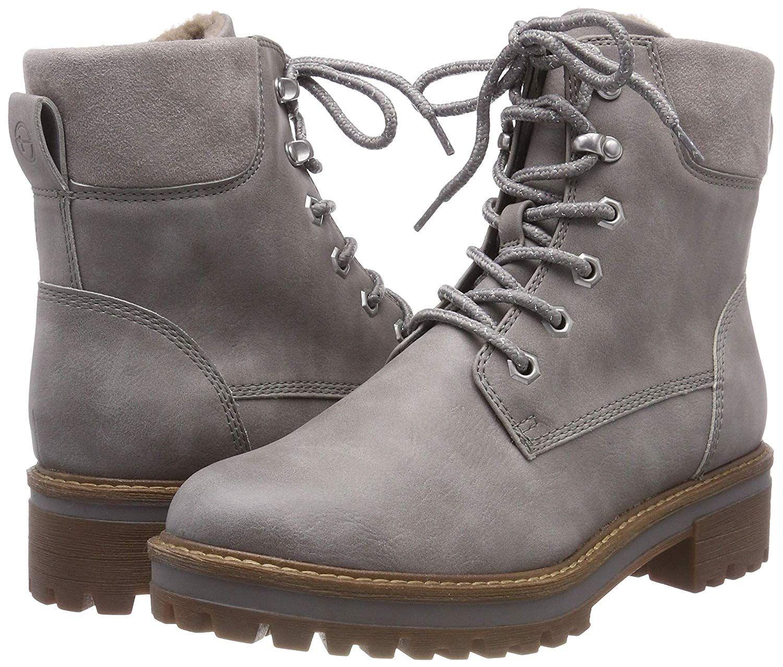 Damen Boots Tamaris Damen 26250 21 Combat Boots: