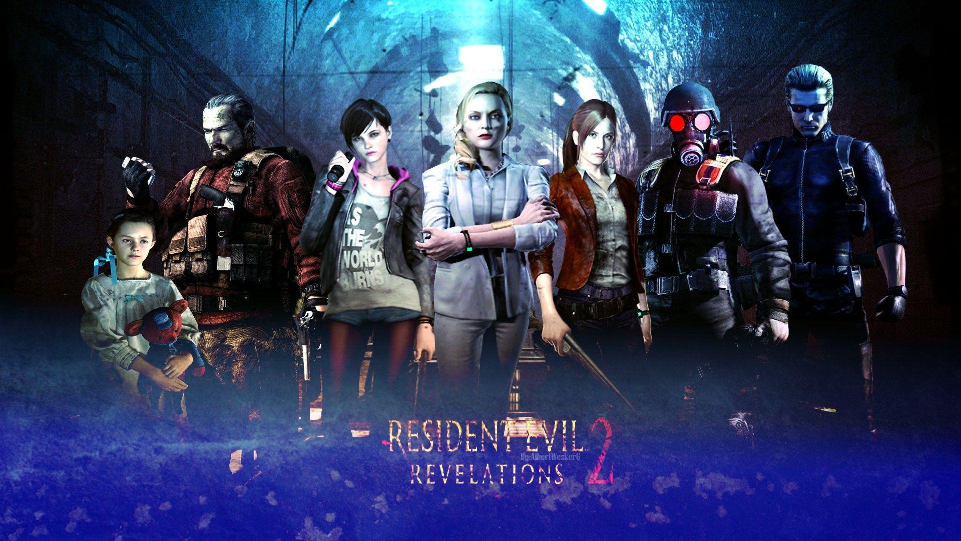 Resident Evil Game Wallpapers Hd Wallpaper For Desktop