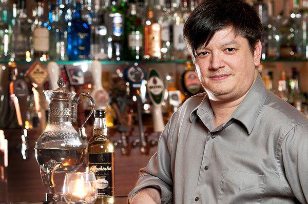 Michael Kostin is Bar Manager \ a craft bartender for Paratii - bar manager