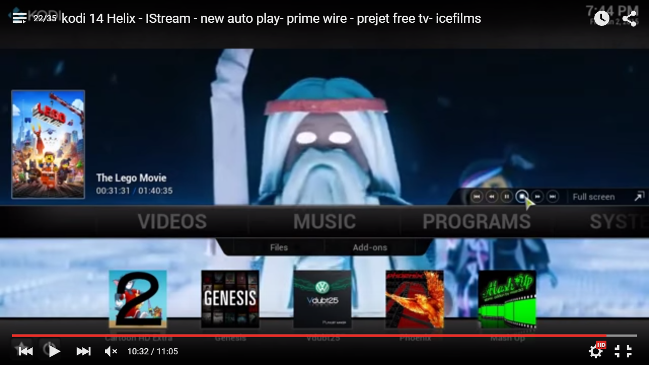 How to Setup Auto Play on iStream, Prime Wire, Project Free TV ...