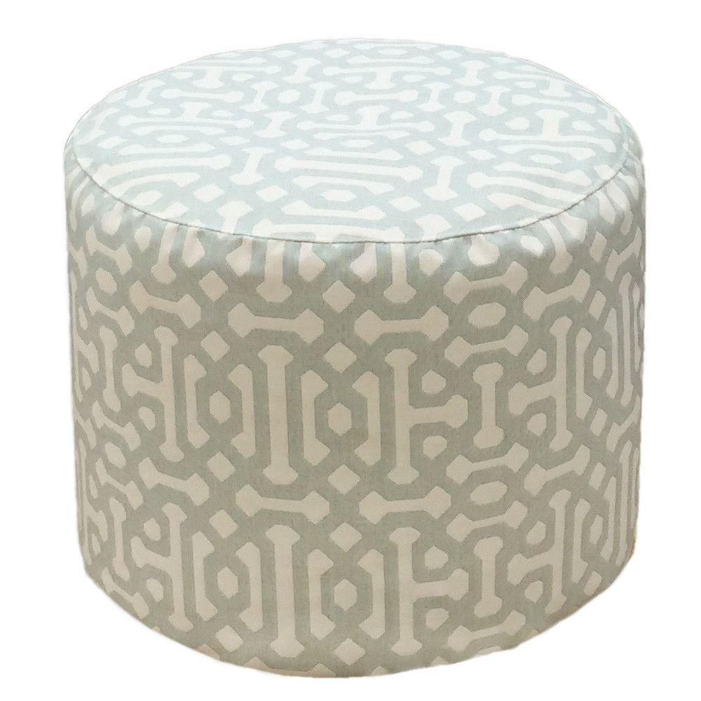 Sunbrella Outdoor/Indoor Pouf Ottoman | Products | Pinterest ...