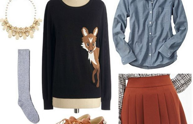 Looks from Books: Le Petit Prince - College Fashion