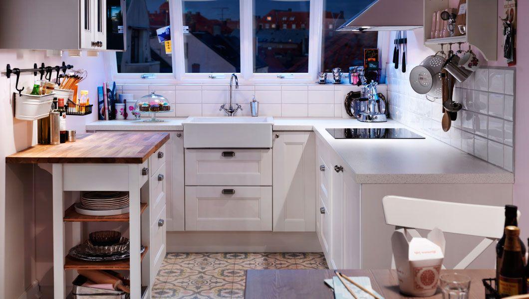 ikea kitchen 2 Ikea konyha