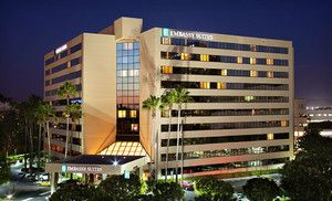 One Or Two Night Stay At Embassy Suites Irvine Orange County