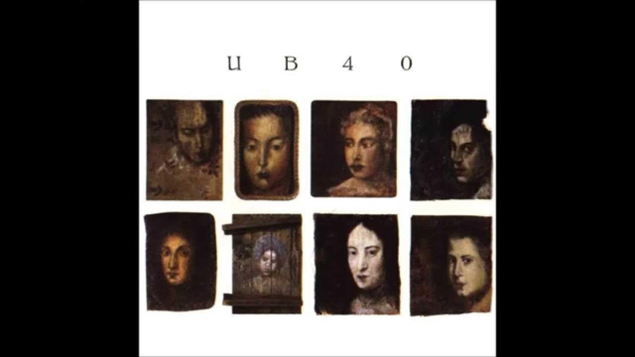 UB40 - I Would Do For You (lyrics)
