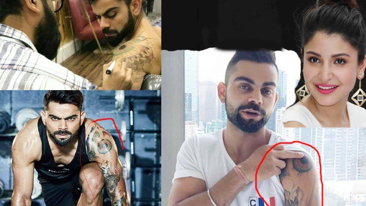Virat Kohli Amazing Tattoo Designs Indian Tattoo Designs