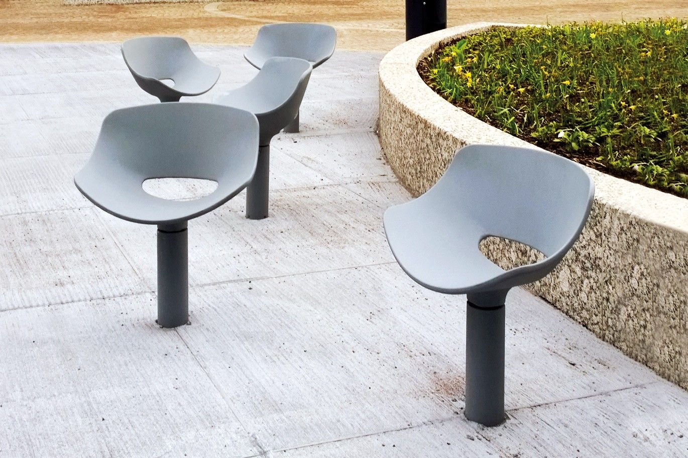 Chairs Tables Sol Escofet 1886 S A Chair Chair Design Concrete Table