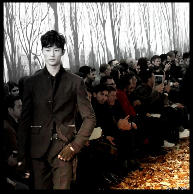 JOHN VARVATOS AW'15/6 Collection by Lyn Jegher