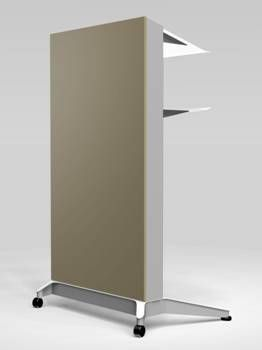 Kysto Lectern, Dry Erase Cart, Video Cart + Media Cart   Symphony Furniture