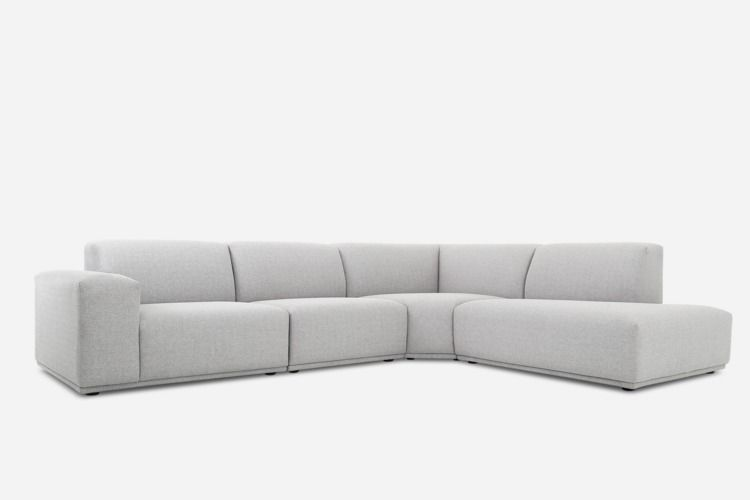 Todd Extended Sectional Chaise Sofa