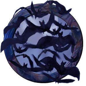 Bat Swarm Character Art Concept Art Characters Gaming Token