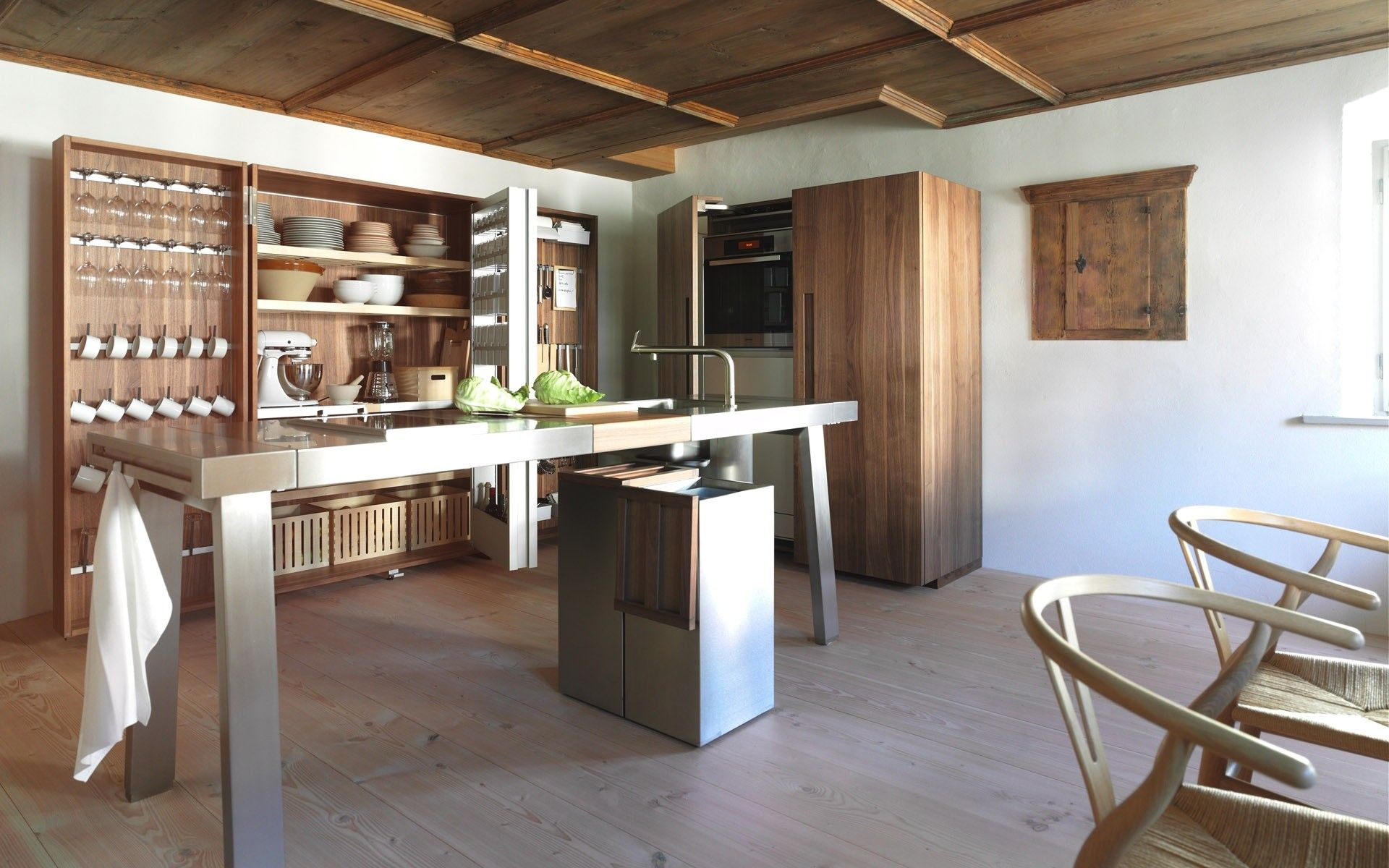 The Bulthaup Kitchen Workshop Is The Perfect Complement To The