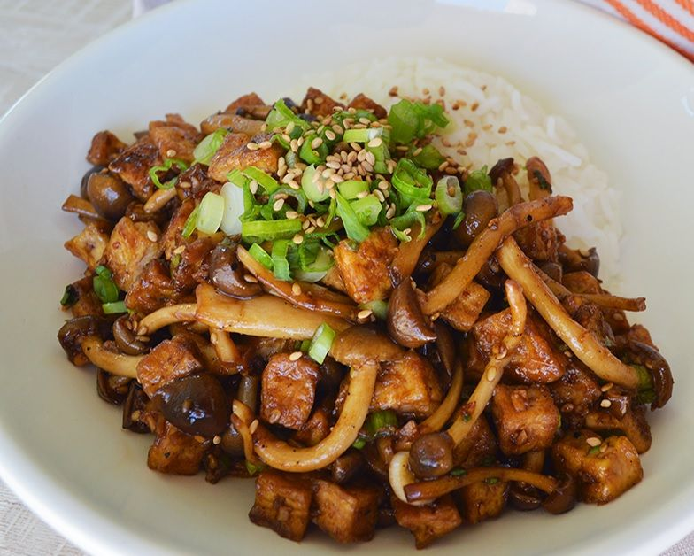 Vegan Korean Bulgogi | Vegan asian recipes, Bulgogi ...