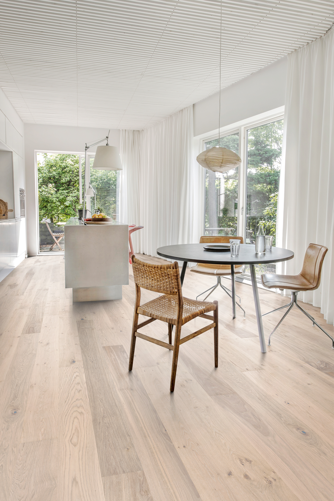 Oak Sky (With images) Engineered wood floors, Light