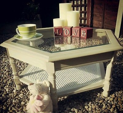 French Style Shabby Chic Coffee Table | eBay. Another beautiful piece from Chic Boutique Furniture in Leicester.