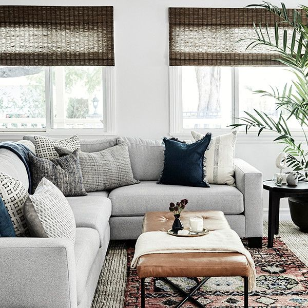 Inside A Calm, Coastal California Bungalow (With Images