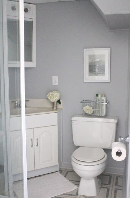 What To Include In A Guest Bath Coordinately Yours By Julie Blanner Entertainin Basement Bathroom Design Basement Bathroom Remodeling Small Basement Bathroom