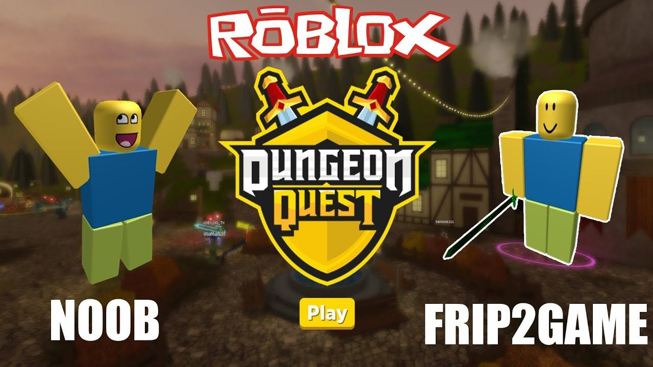 Dungeon Quest Roblox Download - Dungeon Quest Roblox Noob Frip2game New Join Gameplay