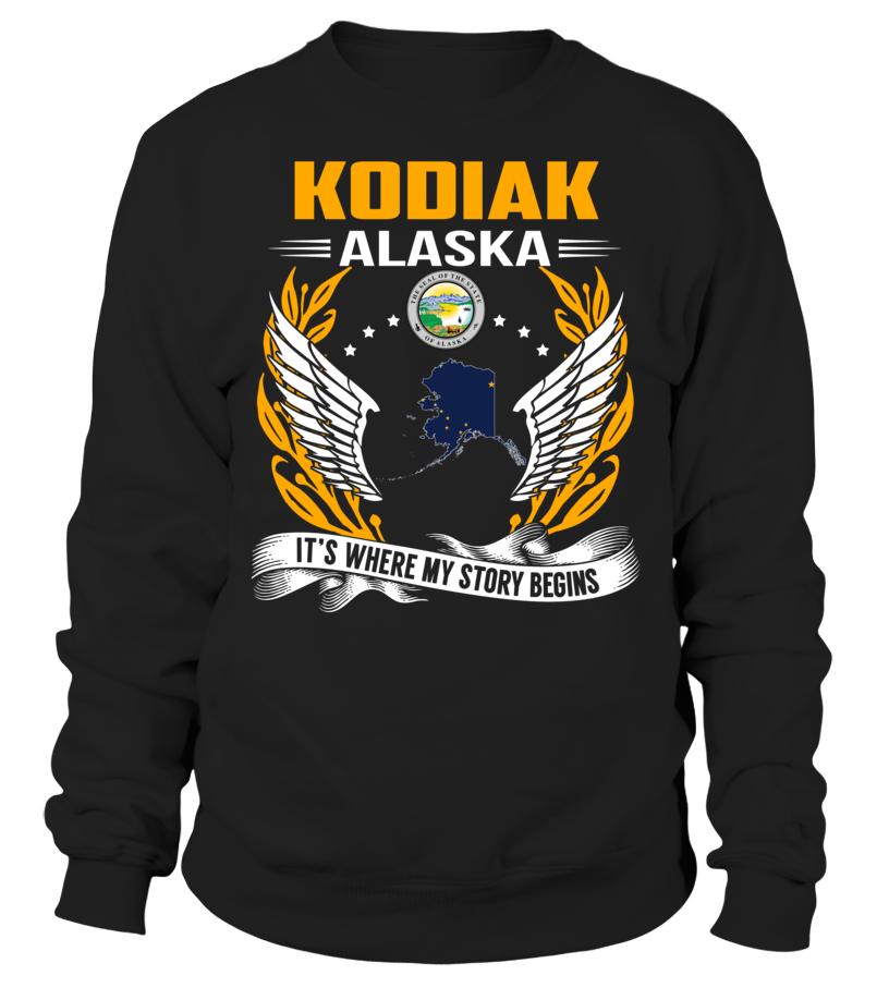 Kodiak, Alaska - It's Where My Story Begins #Kodiak