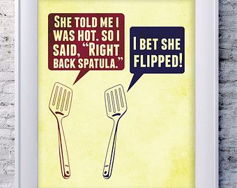 Funny Kitchen Art Print, Cooking Quote, Funny Art, Baking ...