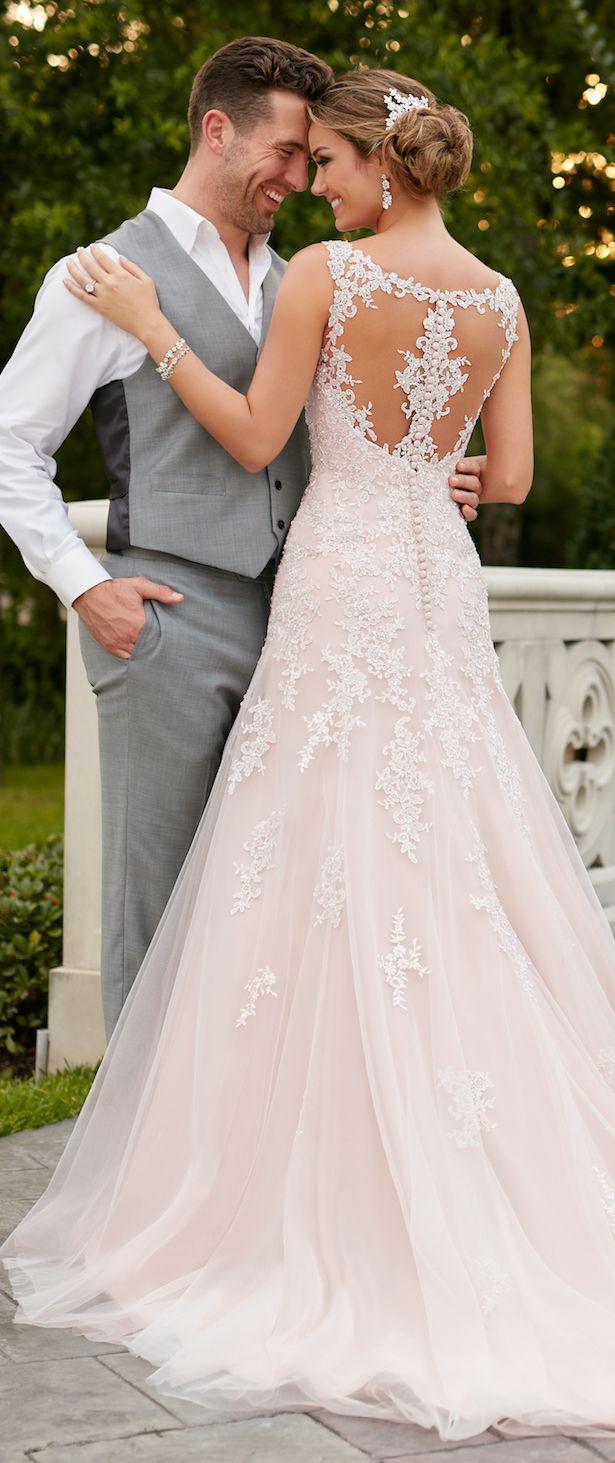 Vestiti Da Sposa Stella York.Wedding Dress By Stella York Spring 2017 Bridal Collection Abiti
