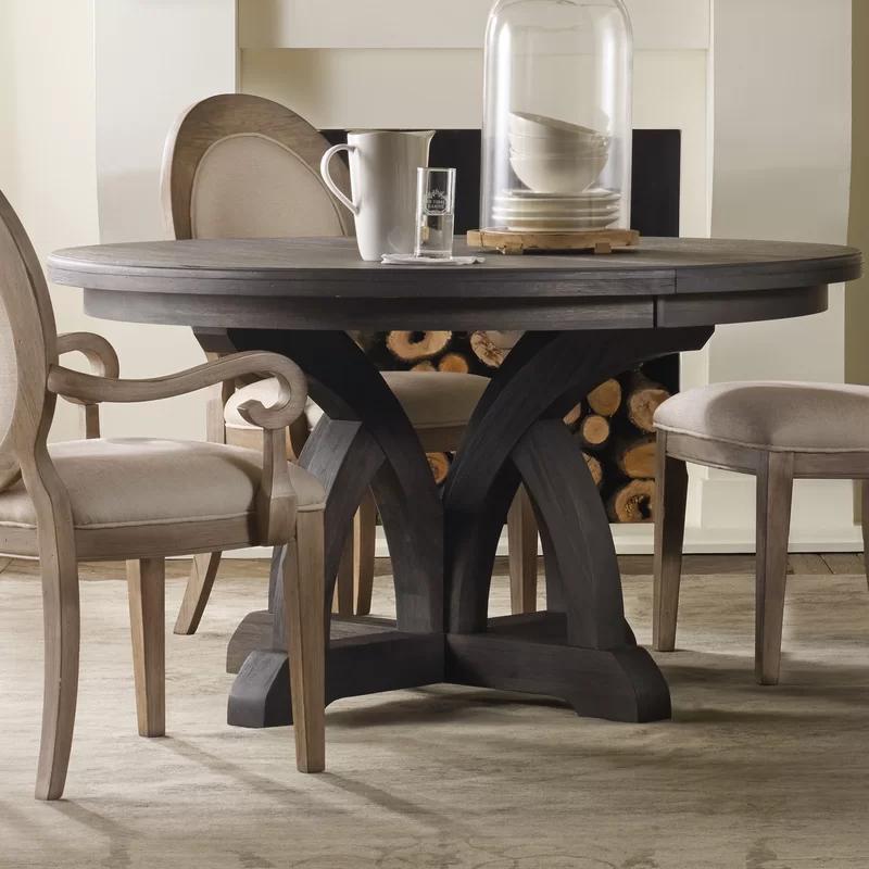 34+ Round extendable farmhouse table inspiration