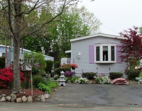 Landscaping Tips Just For Manufactured Homes Mobile Home