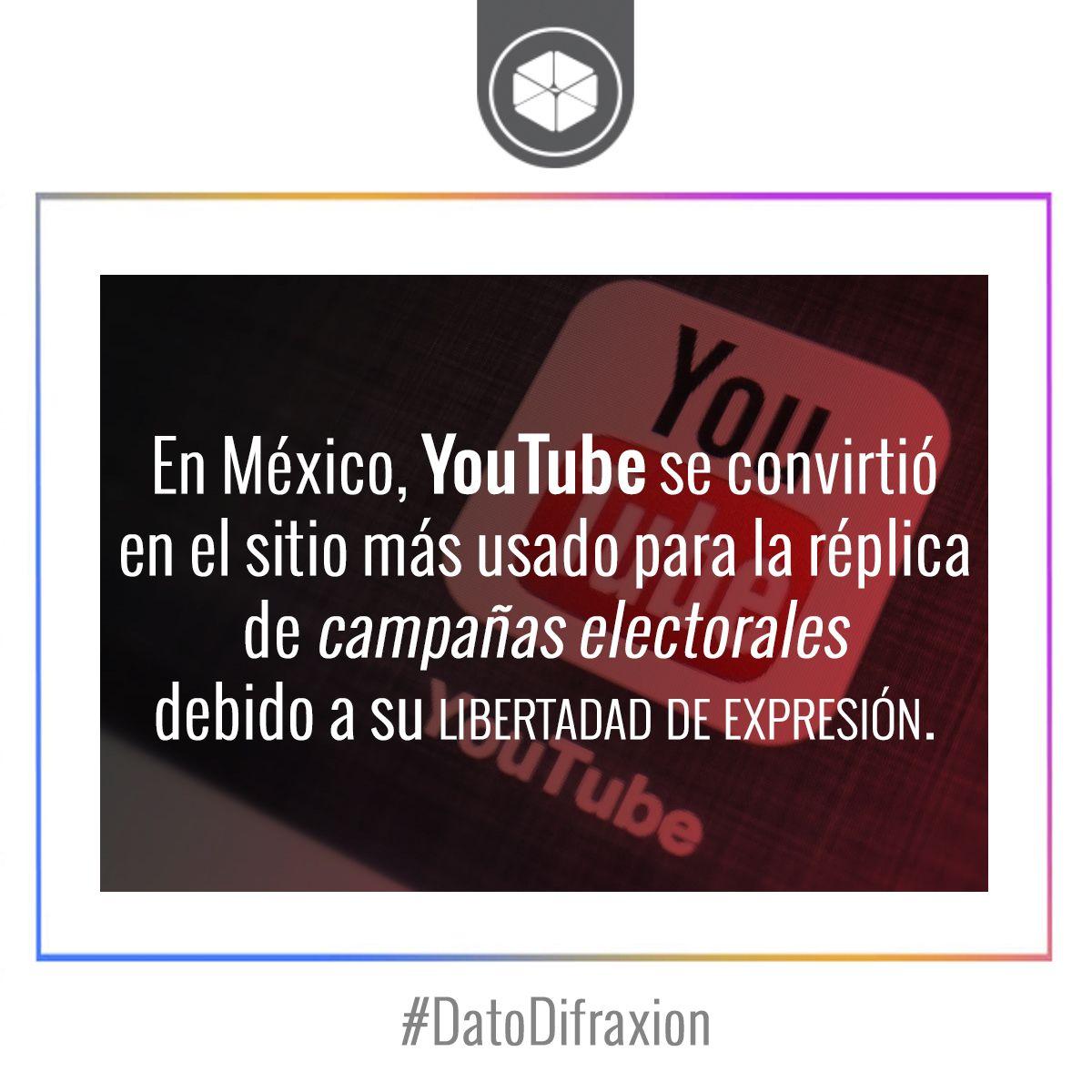 El feedback ha crecido en temas de #MarketingPolítico gracias a las RRSS. #YouTube #Marketing