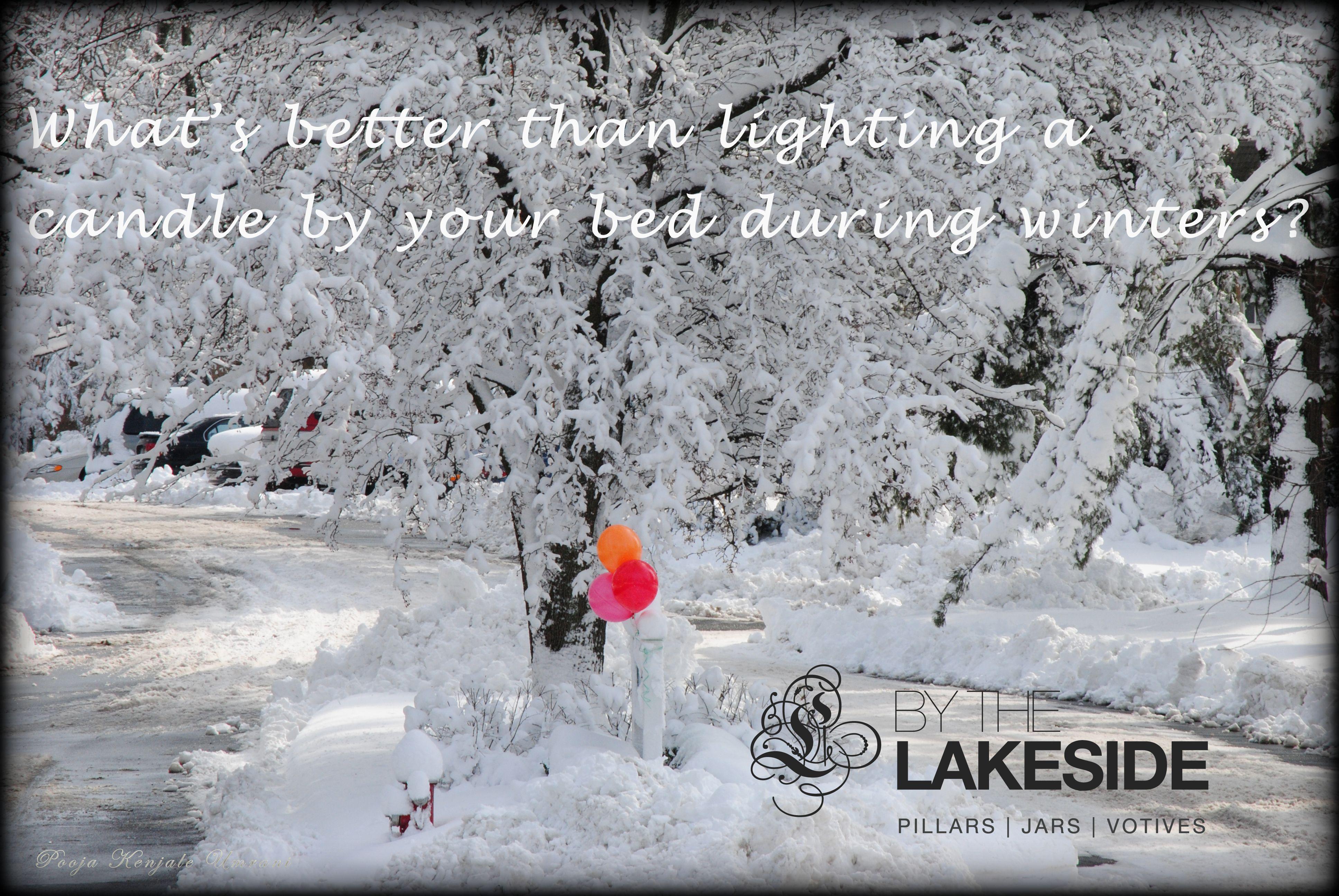 #ByTheLakeside for #Winters