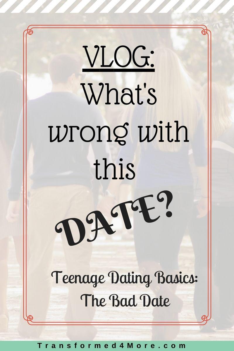 Vlog: Dating Basics- The Bad Date - Transformed 4 More