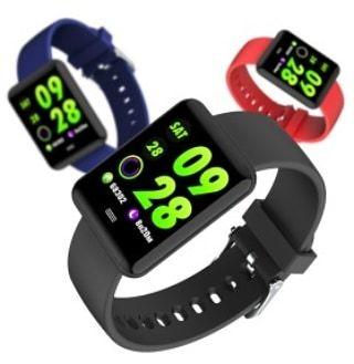 Smartwatch color screen NRF52832 . . #smart #bracelet #bracelets #smartwatch #fitbit #fitness #love...