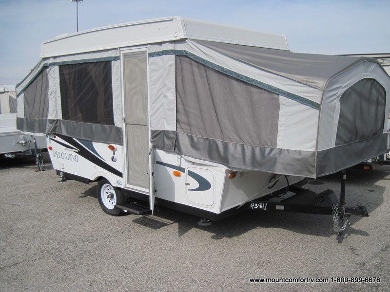 2012 Palomino Palomino Tent Campers 4102 トレーラー