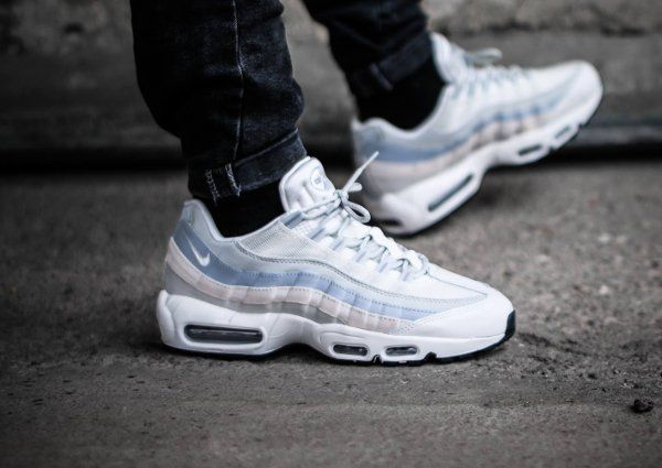 timeless design 67371 51e55 Nike Air Max 95 Essential  Phantom light Bone