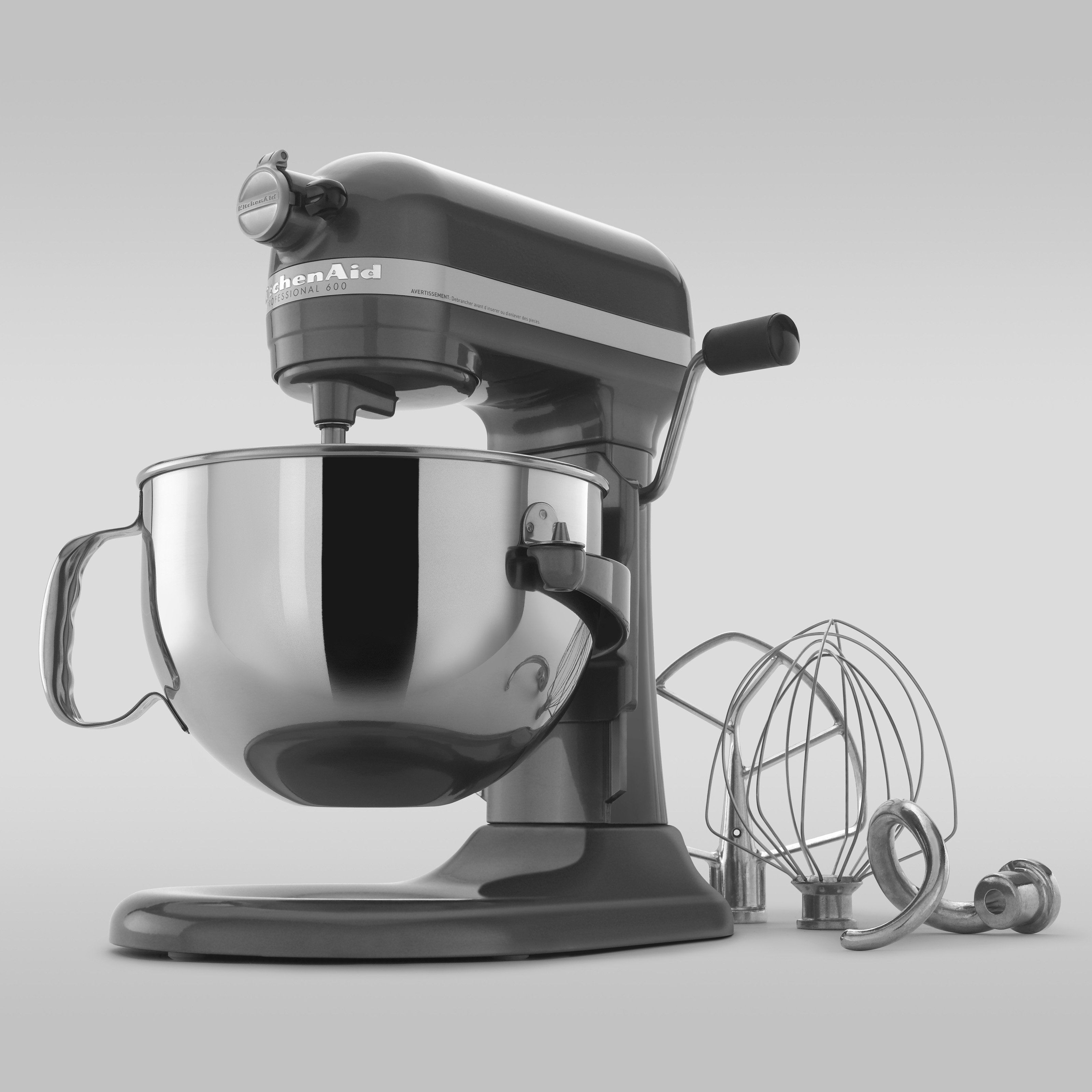 Have to have it. KitchenAid KP26M1XPM Professional 600 Series Stand ...