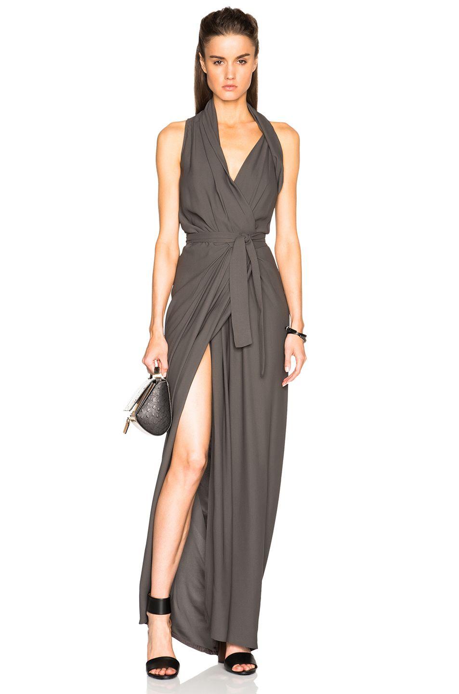 Cotton LIMO Dress Spring/summer Rick Owens Sneakernews Cheap Classic Ojv9e69