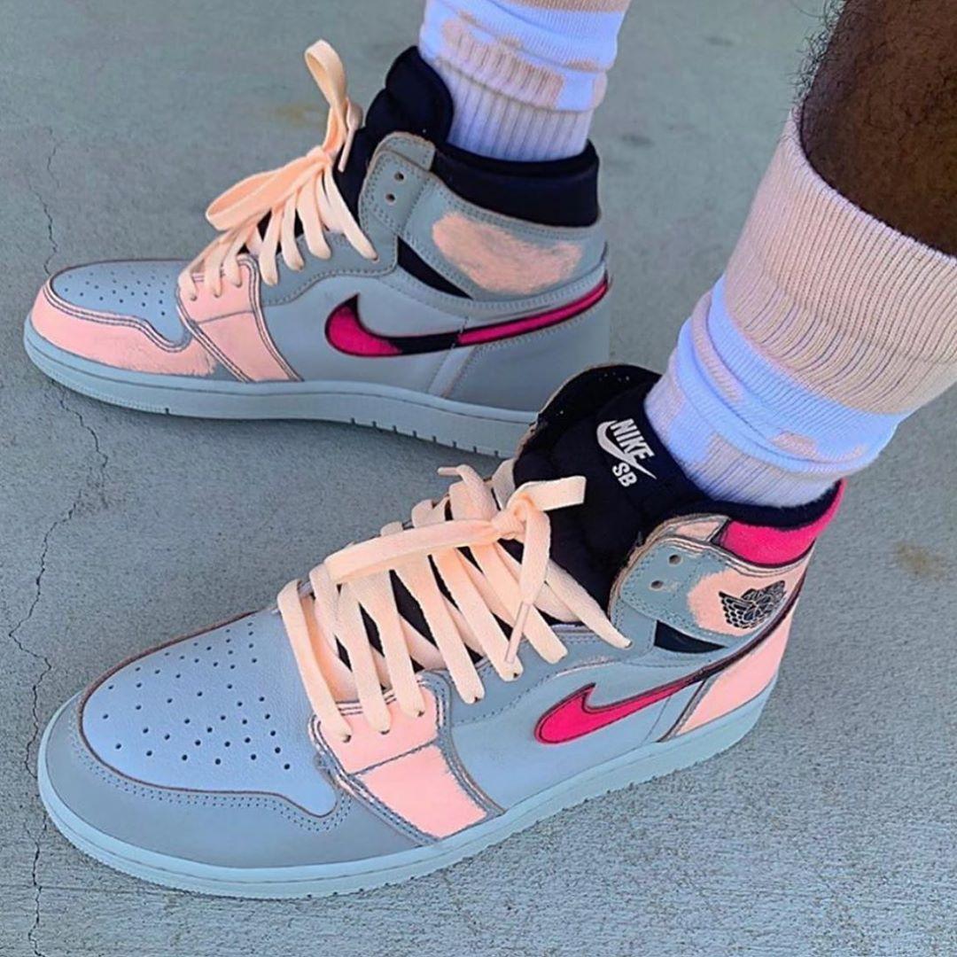 Where to Buy the Nike SB x Air Jordan 1 'NYC to… Sneaker