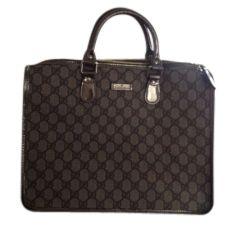 Gucci Tote Gucci  Gucci Hand  Joy Collection Metallic Gunmetal Bronze Bronze Metallic Bag - Satchel $375