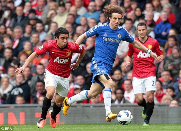 Manchester United Vs Chelsea Video Highlights 5 5 13 Hdpeak Chelsea Video Manchester United Manchester