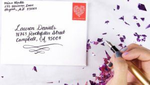 Free Handwritten Card with Free Shipping