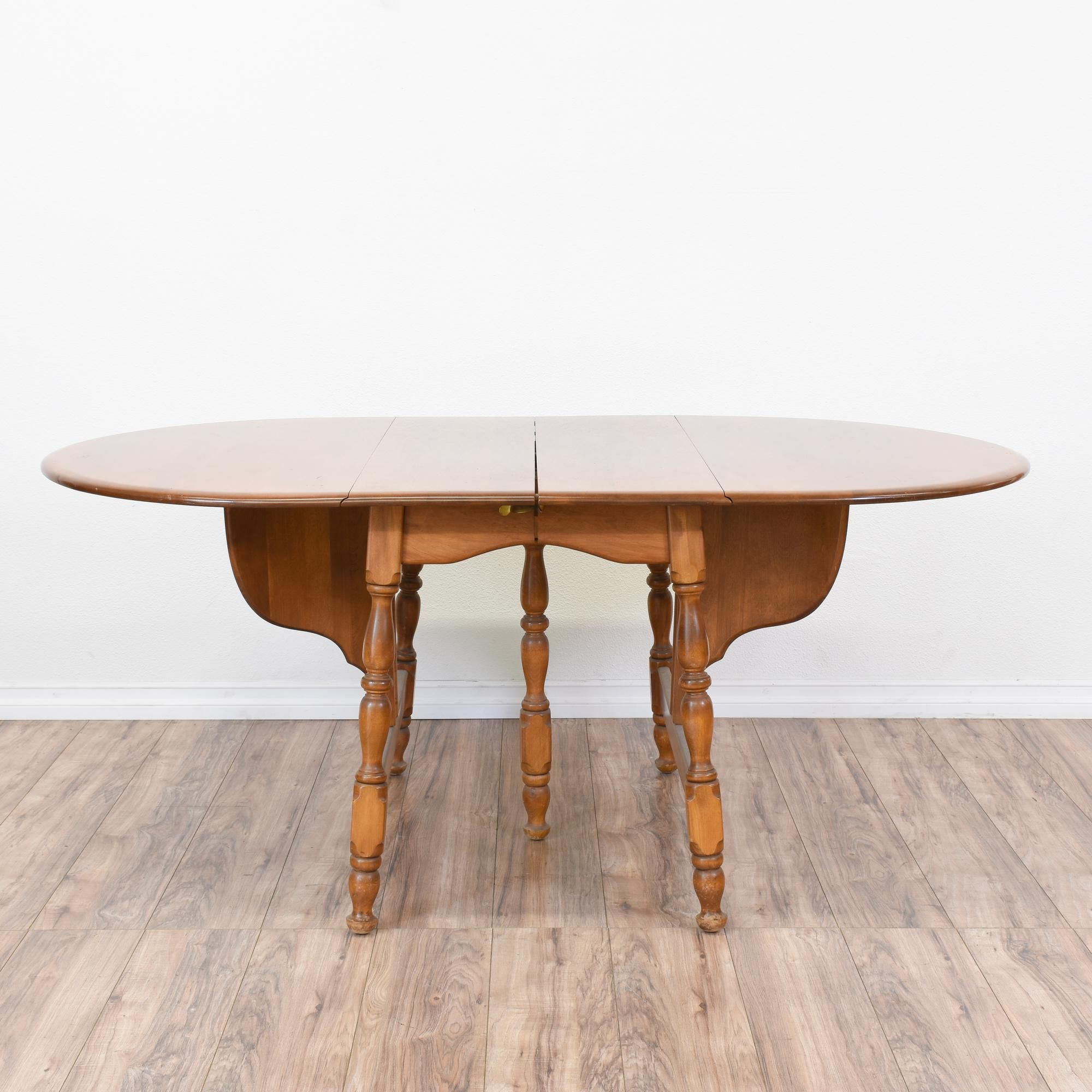 This Walter Of Wabash Dining Table Is