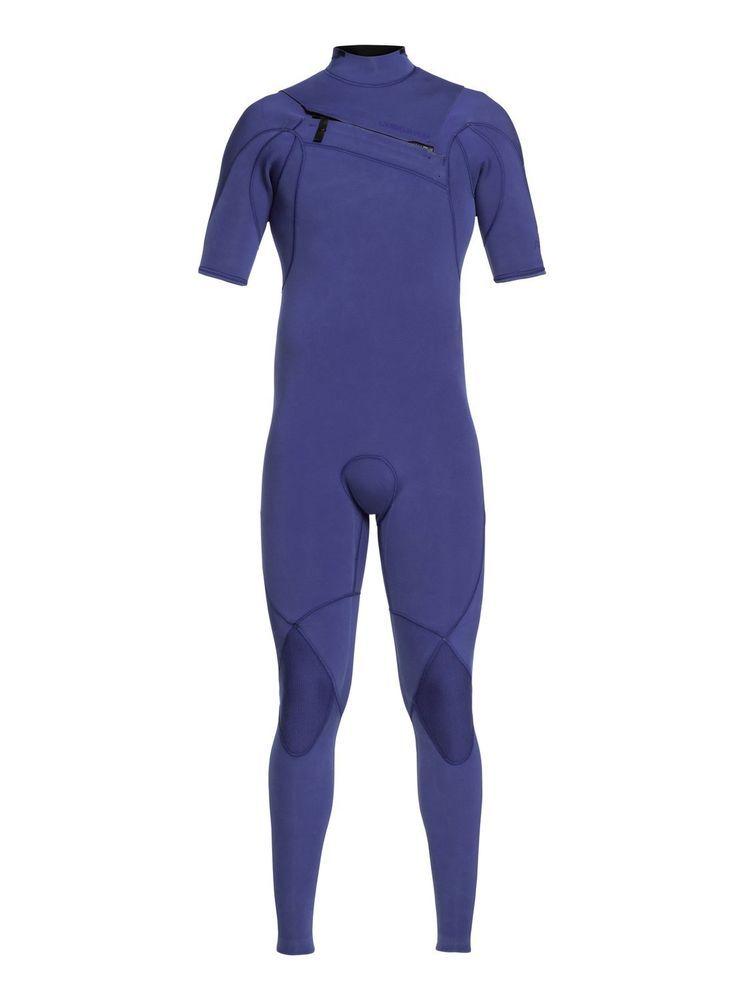 Quiksilver 2 2mm Highline Limited Monochrome - Short Sleeve Chest Zip  Wetsuit (eBay Link) e2cca0e36