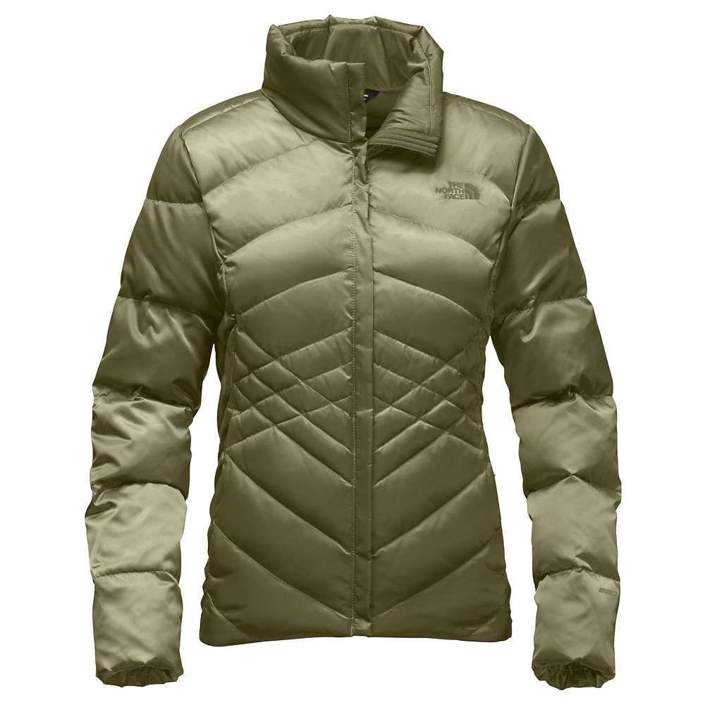 The North Face Women S Aconcagua Jacket Medium Burnt Olive Green North Face Jacket Womens North Face Women Jackets For Women [ 1000 x 1000 Pixel ]