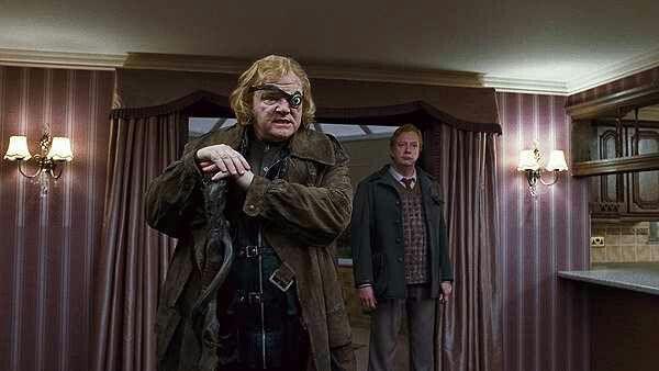 Alaster Mad Eye Moody Brendan Gleeson And Arthur Weasley Mark Williams Harry Potter Pop Weasley Harry Potter Brendan Gleeson