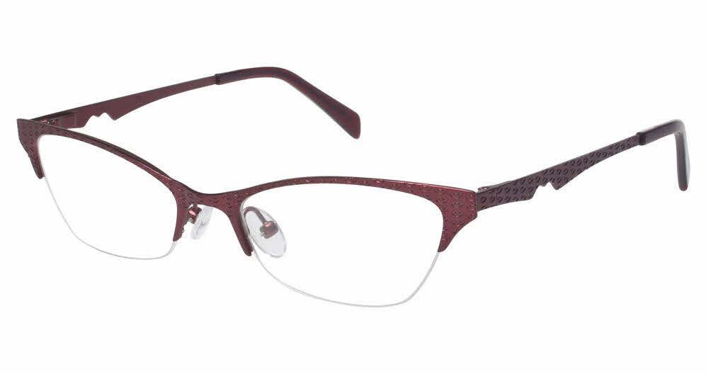b095db78018 Lulu Guinness L740 Eyeglasses