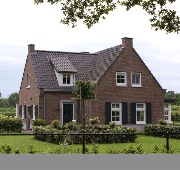 Mooi huis plannen nieuwbouw pinterest om architecture and exterior - Mooi huis ...