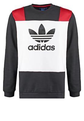 adidas Originals Sweatshirt - white - Zalando.de (With ...