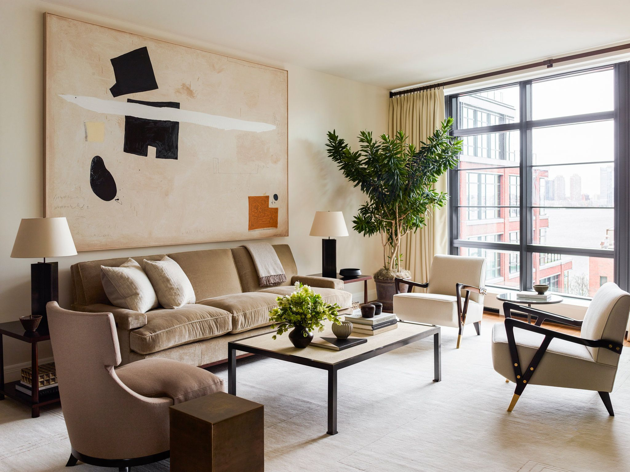 Bringing The Living Room To Life Published 2019 Contemporary Living Room Design Contemporary Decor Living Room Living Room Decor Neutral #picture #of #contemporary #living #room
