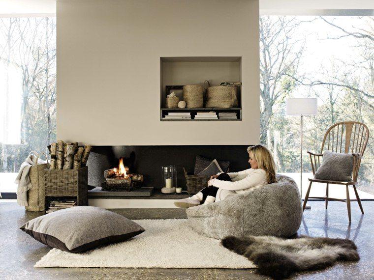 Déco cocooning 35 idées pour un salon cosy et chaleureux